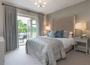 Thumbnail 2 bed flat for sale in Brompton Gardens, London Road, Ascot Berkshire