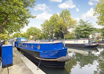 Thumbnail 1 bed houseboat for sale in Blomfield Road, London