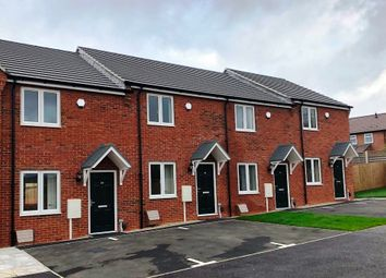 Thumbnail 2 bed terraced house for sale in Buttercup Fields, Tickow Lane, Shepshed