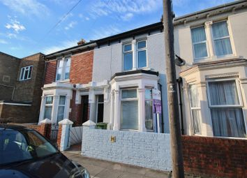 Thumbnail 3 bed terraced house to rent in Sheffield Road, Portsmouth