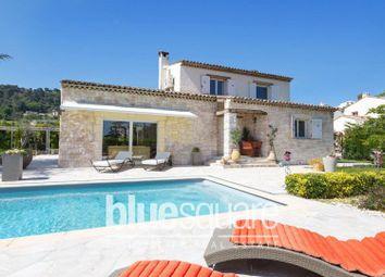 Thumbnail 4 bed property for sale in La Colle-Sur-Loup, Alpes-Maritimes, 06480, France
