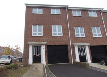 Thumbnail 3 bed terraced house to rent in Skendleby Drive, Central Grange, Kenton, Newcastle Upon Tyne