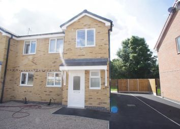 Thumbnail 3 bed semi-detached house to rent in Dunbar Close, Long Eaton, Nottingham
