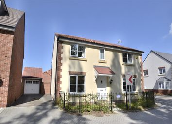 Thumbnail 4 bedroom detached house for sale in Southrop Road, Kingsway, Quedgeley, Gloucester