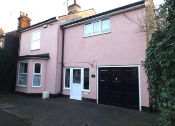 Thumbnail 4 bedroom detached house for sale in Alexandra Road, Beccles