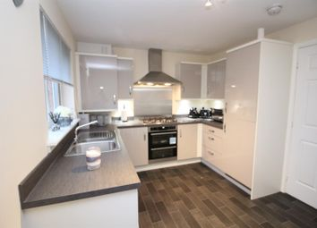 Thumbnail 3 bedroom terraced house for sale in Inch Way, Greenock