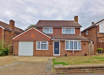 Thumbnail 4 bed detached house for sale in Mallory Crescent, Fareham