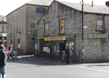 Thumbnail Commercial property for sale in Union Street, Bacup