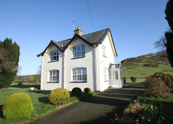 Thumbnail 3 bed detached house for sale in Bryncrug, Tywyn
