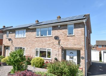 Thumbnail 2 bed semi-detached house for sale in Carol Avenue, Bromsgrove