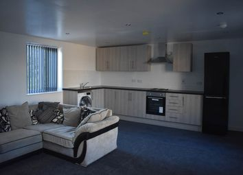 Thumbnail 4 bed flat to rent in Queensbury Court, Queensbury, Bradford