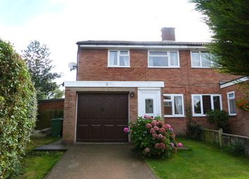 Thumbnail 3 bed semi-detached house to rent in Blackthorn Grove, Woburn Sands