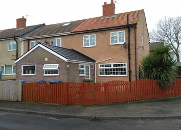 Thumbnail 2 bed semi-detached house for sale in St Ives Place, Murton, Seaham