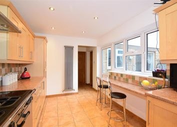 Thumbnail 4 bed semi-detached house for sale in Wittersham Close, Walderslade, Chatham, Kent