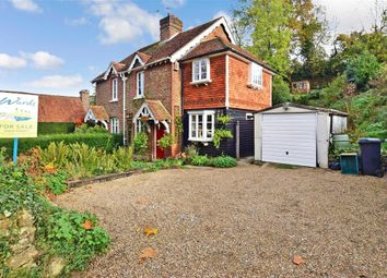 Thumbnail 4 bed semi-detached house for sale in Well Street, Loose, Maidstone, Kent