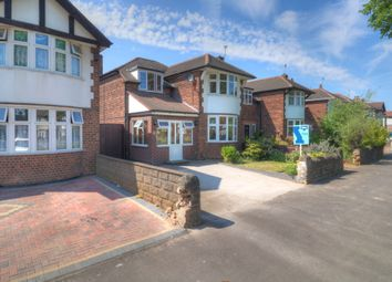 Thumbnail 3 bed detached house for sale in Western Boulevard, Nottingham