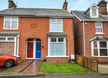 Thumbnail 3 bedroom semi-detached house for sale in Albemarle Road, Ashford, Kent