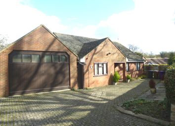Thumbnail 3 bedroom detached bungalow for sale in The Green, Royston