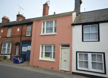 Thumbnail 2 bed end terrace house for sale in Temple Street, Sidmouth, Devon