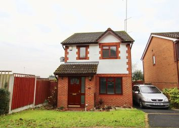 Thumbnail 3 bed detached house for sale in The Wicheries, Walkden, Manchester