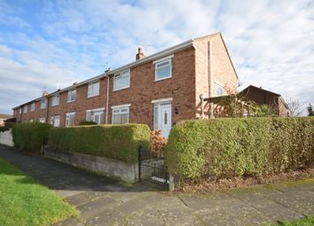 Thumbnail 3 bed end terrace house to rent in The Cresent, Weaverham