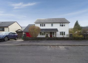 Thumbnail 4 bed detached bungalow for sale in Cae Bryn, Abertridwr, Caerphilly