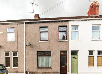 Thumbnail 2 bed terraced house to rent in Fern Street, Canton, Cardiff