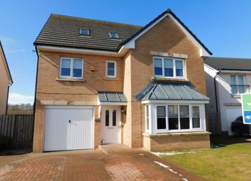 Thumbnail 5 bed detached house for sale in Shankly Drive, Newmains, Wishaw