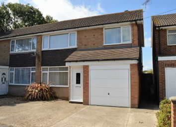 Thumbnail 3 bed semi-detached house for sale in Elm Grove, Hayling Island