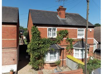 Thumbnail 3 bed semi-detached house for sale in Stanley Road, Wokingham