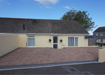 Thumbnail 3 bed semi-detached bungalow for sale in Telcarne Close, Hayle
