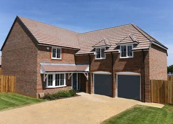 """Thumbnail 4 bedroom detached house for sale in """"Rothbury"""" at Highfield, Froxhill Crescent, Brixworth, Northampton"""