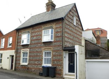 Thumbnail 3 bed semi-detached house for sale in Shaftesbury Road, Wilton, Salisbury