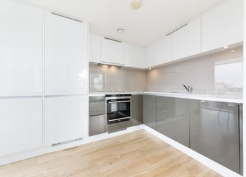 Thumbnail 2 bedroom flat to rent in The Landmark, West Tower, 22 Marsh Wall, London, London
