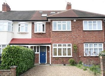 Thumbnail 4 bed semi-detached house to rent in Springfield Avenue, London