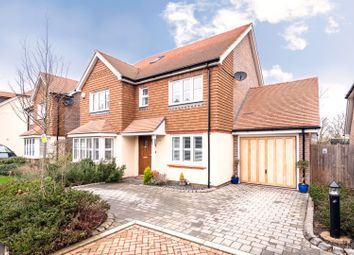 Thumbnail 5 bed detached house for sale in Hurstbeech Close, Hurstpierpoint