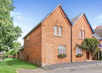 Thumbnail 4 bed detached house for sale in Church Lane, Husbands Bosworth, Lutterworth