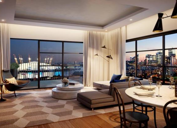 Thumbnail 2 bed flat for sale in City Island, Canary Wharf