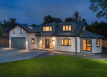 Thumbnail 5 bed detached house for sale in Runnymede Road, Ponteland, Newcastle Upon Tyne