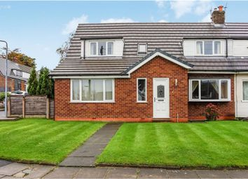 Thumbnail 4 bed semi-detached house for sale in How Lea Drive, Bury