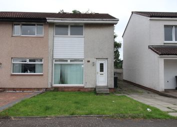 Thumbnail 2 bed semi-detached house to rent in Ayr Drive, Airdrie, North Lanarkshire