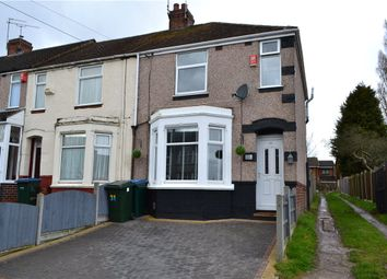 Thumbnail 3 bed end terrace house to rent in Mulberry Road, Coventry, West Midlands
