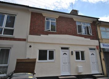 Thumbnail 2 bed flat to rent in Redcatch Road, Knowle, Bristol