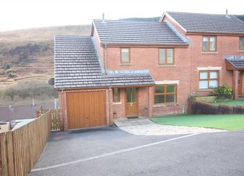 Thumbnail 4 bed semi-detached house for sale in Cambrian View, Howard St, Tonypandy