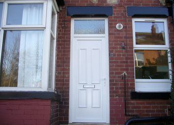 Thumbnail 3 bed terraced house to rent in Graham Grove, Burley, Leeds