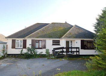 Thumbnail 5 bed bungalow for sale in Kernick Road, Penryn