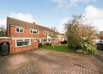 Thumbnail 3 bed semi-detached house for sale in Vale Close, Harpenden