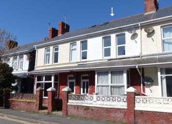 Thumbnail 2 bed flat for sale in Fenton Place, Porthcawl, Bridgend County.