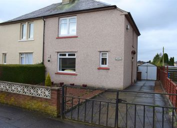 Thumbnail 3 bed semi-detached house for sale in Carmuirs Street, Camelon