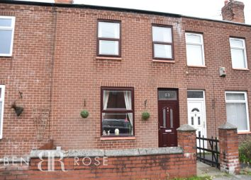 Thumbnail 3 bed terraced house for sale in Kimberley Street, Coppull, Chorley